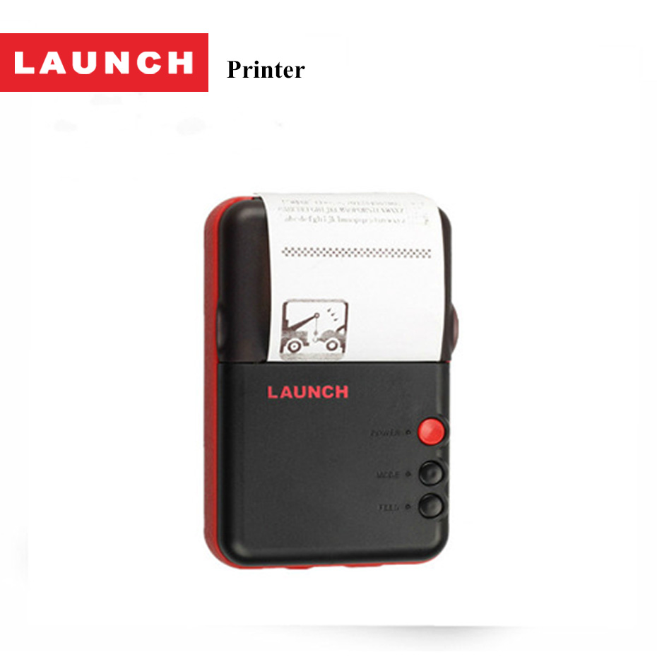 2017 New Portable 100% Original Mini Printer for LAUNCH X431 V/V+/Diagun iv/x431 pro mini With WiFi Function 2017 new released launch x431 diagun iv powerful diagnostic tool with 2 years free update x 431 diagun iv better than diagun iii