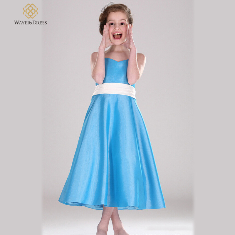 Compare Prices on Kids Prom Dresses Light Blue- Online Shopping ...