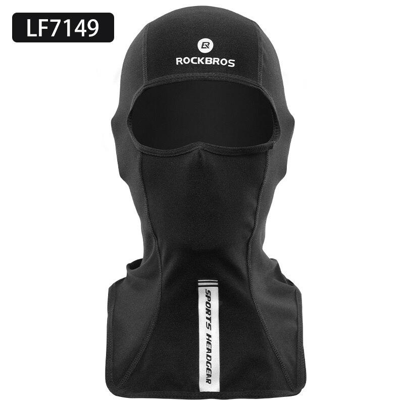 Fancy Dress & Period Costume ROCKBROS Winter Thermal Fleece Ski Mask Outdoor Headgear Full Face Cover Scarfs
