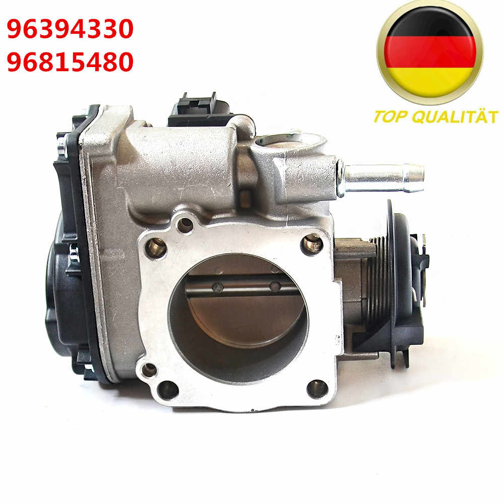 LOREADA Throttle Body Assembly 96394330 96815480 Air Intake