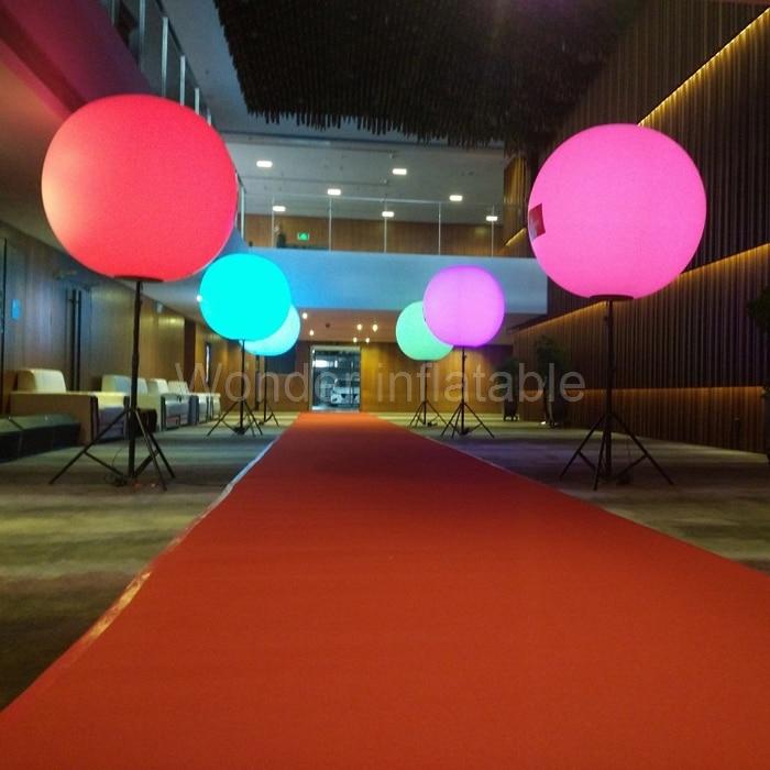 Kundenspezifischer riesiger aufblasbarer Ballon mit Stand - Partyartikel und Dekoration - Foto 2