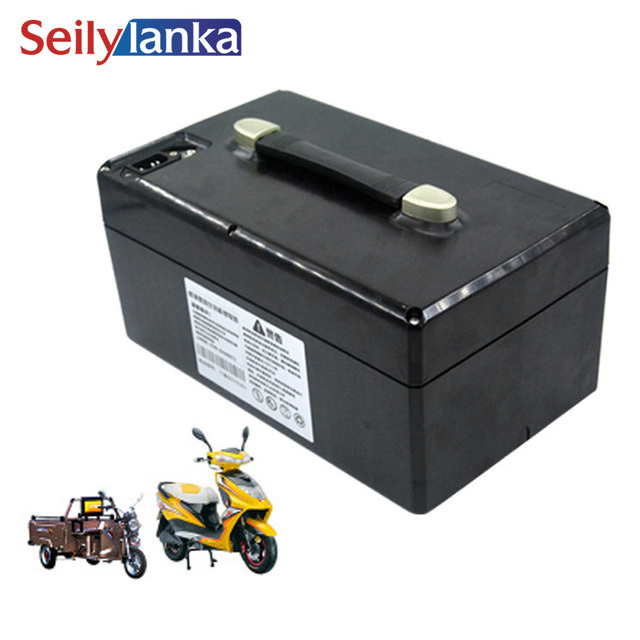 US $619 63 14% OFF|72v 30Ah lithium battery electric vehicle battery car  electric motorcycle tricycle High capacity maximum life of 175km-in