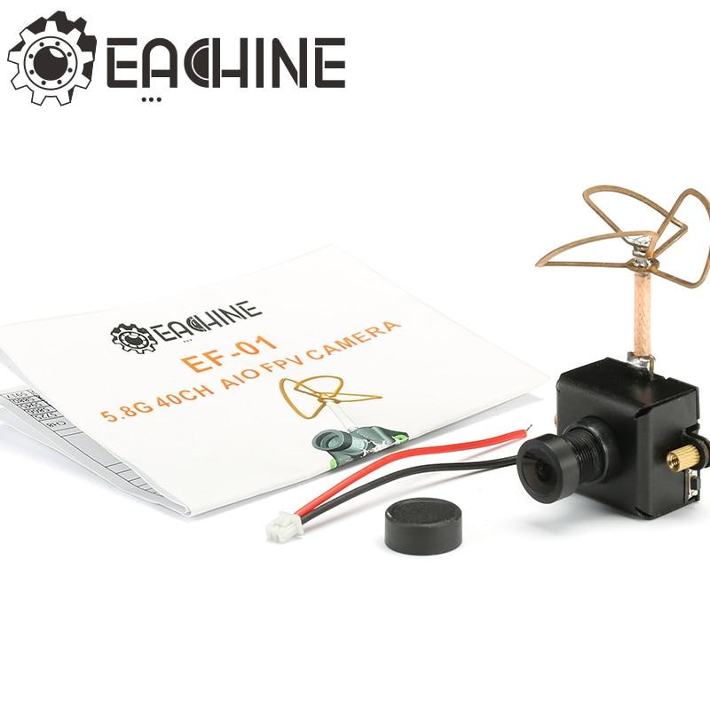 Eachine EF 01 AIO 5 8G 40CH 25MW VTX 800TVL 1 3 Cmos FPV Camera For