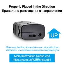 GPS Tracker ChonChow Mini Camera Vehicle Tracker Real Time