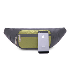 купить Weduoduo Men Waist Pack Bag Casual Women Travel Phone Belt Bag Pouch New Canvas shoulder Fanny Pack Bag Money Hip Pack Bag дешево
