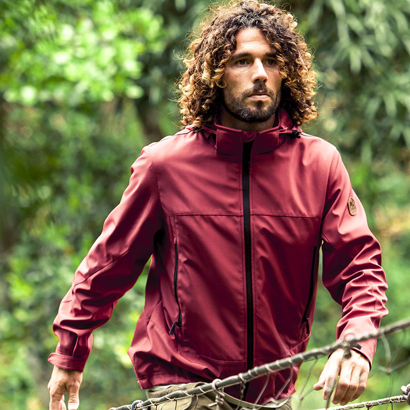 водонепроницаемый куртка с капюшоном бесплатная доставка