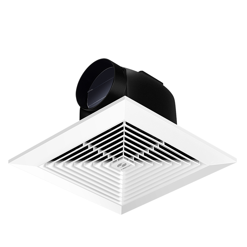 Songri 2018 12 Inches Kitchen Exhaust Fan Bathroom Pipeline Strong Ventilator Mute Air Fan anogol 28 inches