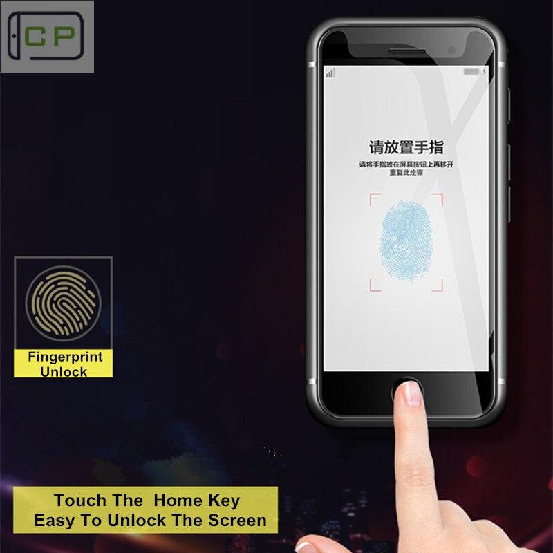 Melrose S9 PLUS мини-смартфон, ультратонкий, Android 7,0, экран 2,45 дюйма, четырёхъядерный, 4G LTE, GPS, Google Play