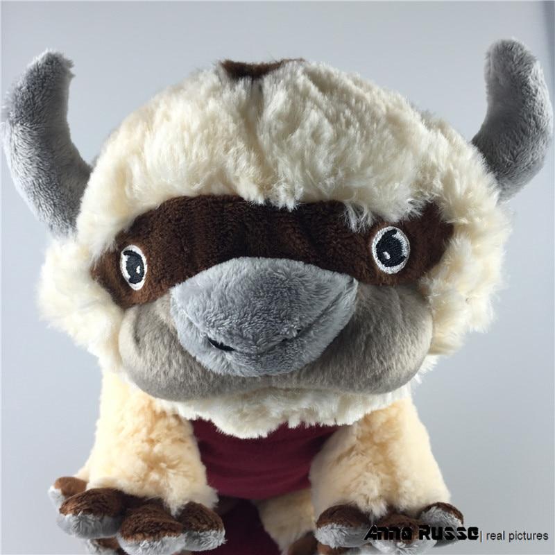 Avatar Last Airbender Appa Plush Toy Soft Stuffed Plush Animal Doll