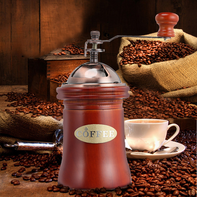 Portable multipurpose mini hand coffee grinder food mills manual.