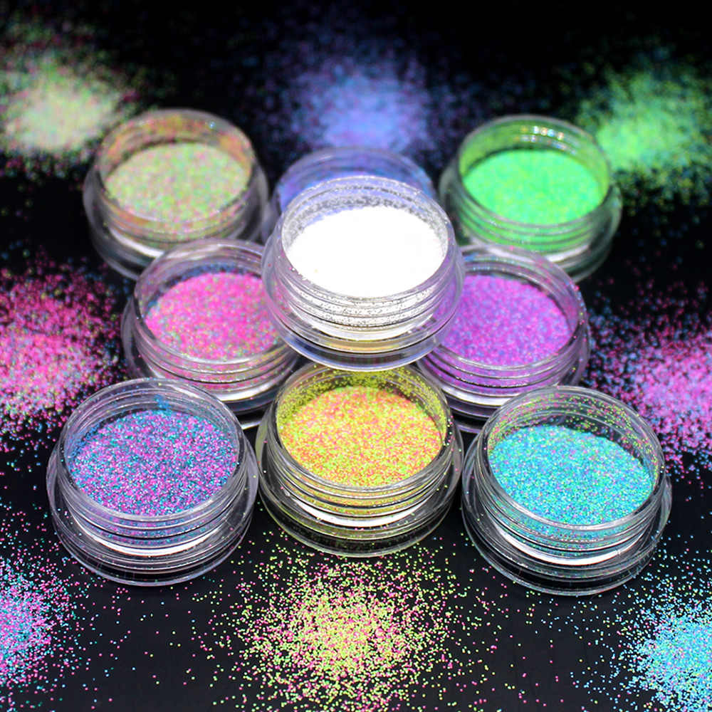 2018 nuevo Color y color brillo delineador de ojos en polvo pintura mineral maquillaje línea de ojos traje cosmético calor duradero. sombra de ojos