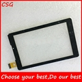 10pcs/lot New 7inch for prestigio multipad color 2 3g PMT3777_3G PMT3767 wize 3767 tablet pc Touch Screen Panel Digitizer Sensor