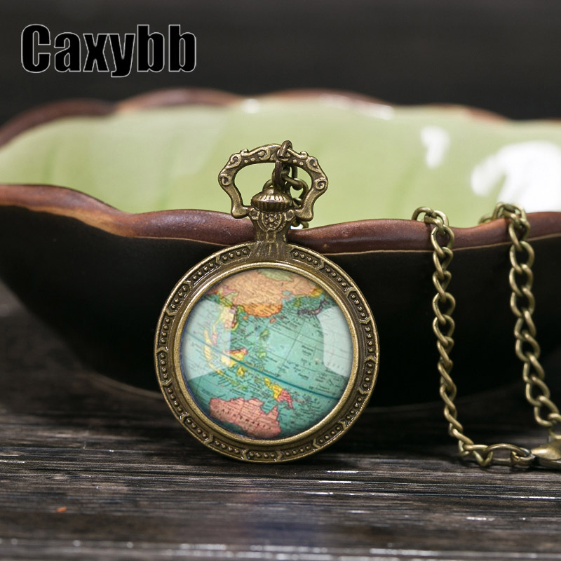 Online shop gaxybb hot sell glass dome jewelry necklace vintage online shop gaxybb hot sell glass dome jewelry necklace vintage world map planet earth globe necklace art glass dome pendant necklace aliexpress mobile gumiabroncs Image collections