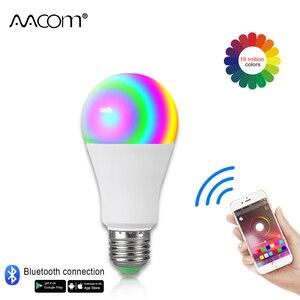15W Ampoule LED E27 Smart Ligh