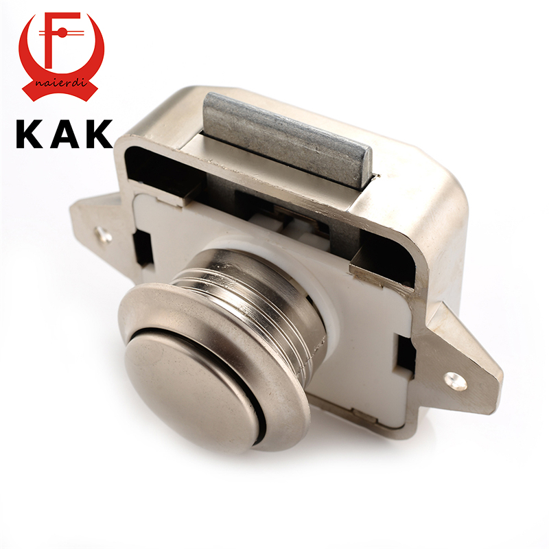 Superior Aliexpress.com : Buy 10PCS KAK Camper Car Push Lock 26mm RV Caravan Boat  Motor Home Cabinet Drawer Latch Button Locks For Furniture Hardware From  Reliable ...