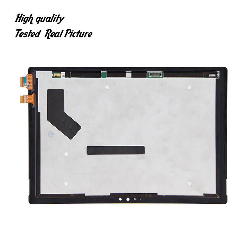 Pour Microsoft Surface Pro 4 Pro4 1724 LTN123YL01-001 écran d'affichage LCD numériseur écran tactile verre assemblage + outils - 3