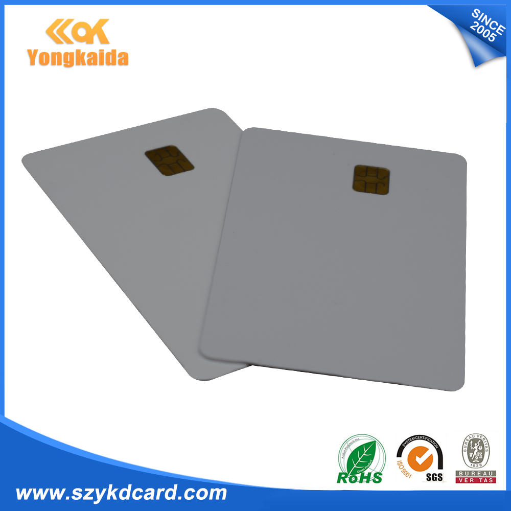 Wholesale 50PCS/LOT Smart SLE 4442 IC Card Support ACR 38U SPC/IPC Card Reader Writer ...