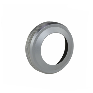 Image 3 - W pełni metalowa ultra cienka osłona obiektywu z pierścień pośredniczący konstrukcja gwintu na aparat fujifilm X70 X100T X100S X100