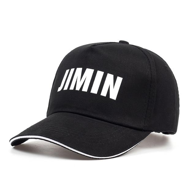 BTS Members Baseball Cap (All Members)