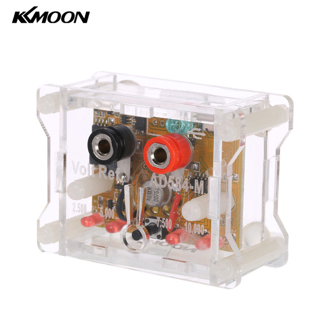 KKmoon High Precision Voltage Reference Module AD584-M 4-Channel 2.5V/7.5V/5V/10V