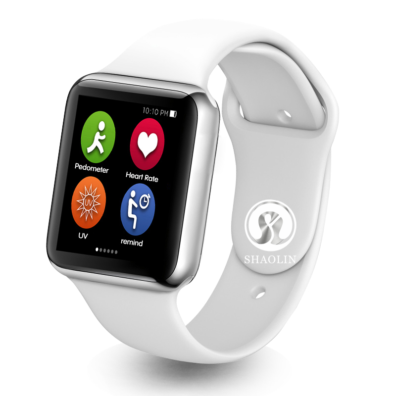 SmartWatch Bluetooth Smart Watch case for Apply ios iphone & Android Phone relogio bluetooth
