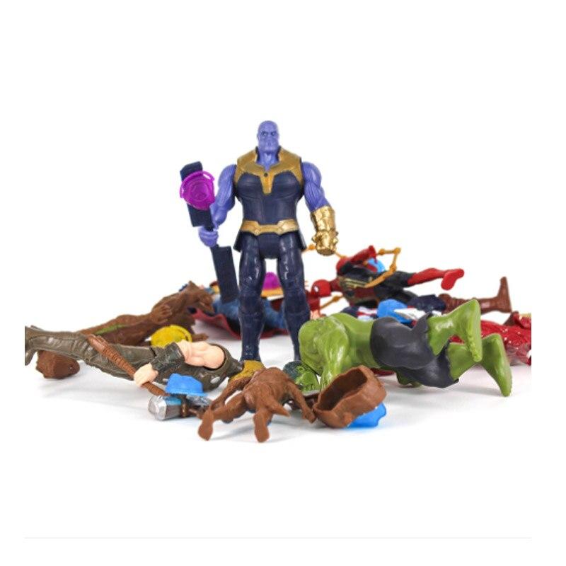 Dollar Thanos limitado figuras