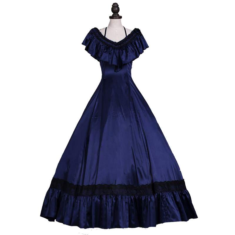 Victorian Edwardian Princess Titanic Dress Vintage Ball Gown Theatrical Costume