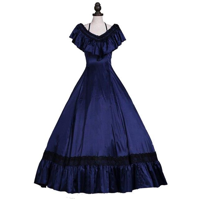 Viktorianischen Edwardian Prinzessin Titanic Kleid Vintage Ballkleid ...