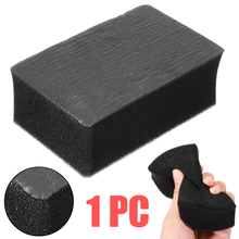 Car Clay Sponge 1pcs Magic Pad Cleaner Detailing Cleaning Eraser Black