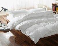 100% белый чистый промытый льняной пододеяльник французский натуральный постельное белье пододеяльники льняное белье постельные принадлеж