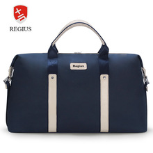 Reguis багажа водонепроницаемый Оксфорд мужские дорожные сумки ручной клади сумки мужчины duffel сумки для путешествий Tote Большой выходные сумка ночь