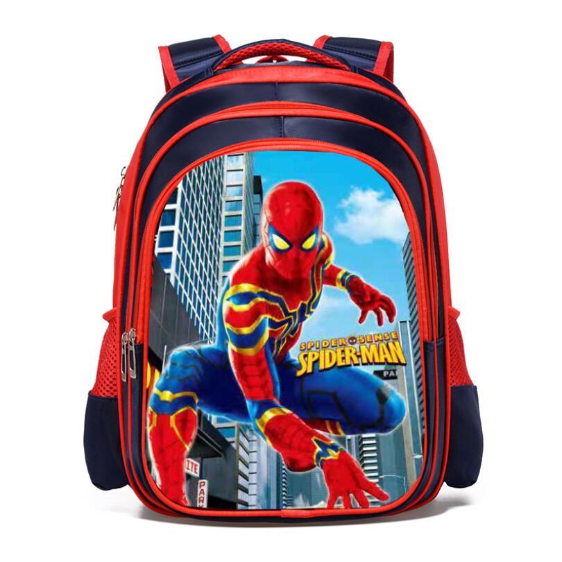 Children School Bags Or Thopedic Schoolbag Kids Backpacks Spiderman School Backpack Boys Primary School Backpack Sac Enfant