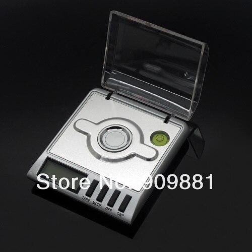 0.001g 50g numérique poche bijoux diamant échelle LCD Portable milligramme/gramme alimentaire régime cuisine balances pesage mesure Balance - 4