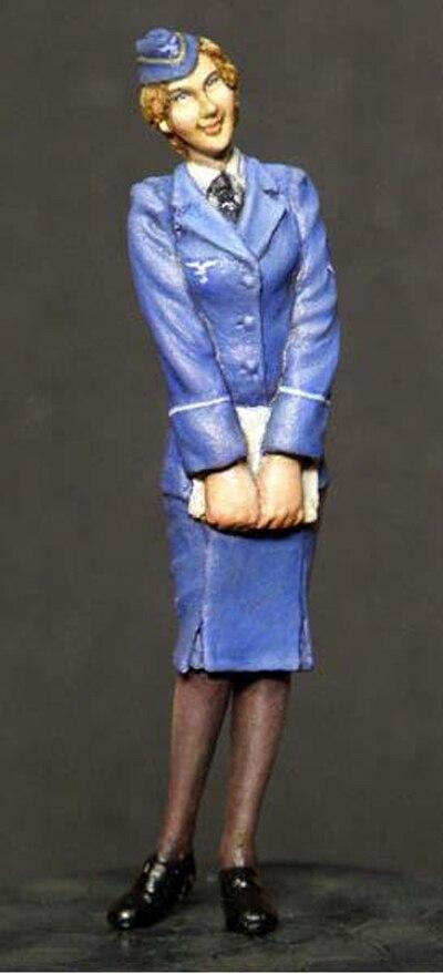 1:35   World War II German Clerical Women Soldiers 2