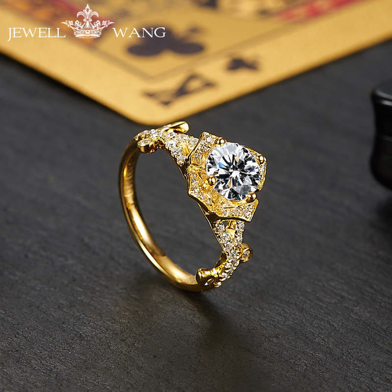 jewellwang-moissanites-engagement-rings-for-women-original-font-b-poker-b-font-18k-gold-diamond-side-10ct-certified-vvs1
