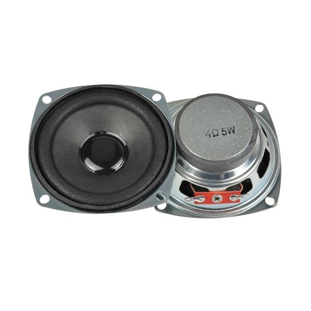 3Inch 77mm Full Range Speakers 4Ohm 5W 3