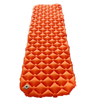 Outdoor camping bed portable folding bed ultralight mat