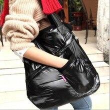 2016 Winter Cotton Fashion Women Handbag  Women Shoulder Bag Warm Handbags