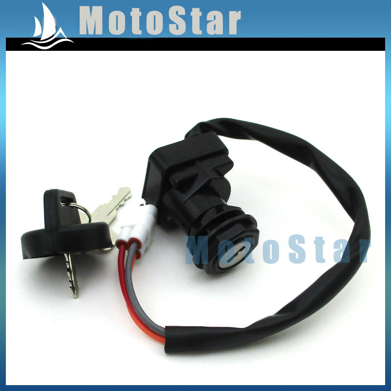 Ignition Key Switch For Arctic Cat DVX400 2005 2006 2007 ...