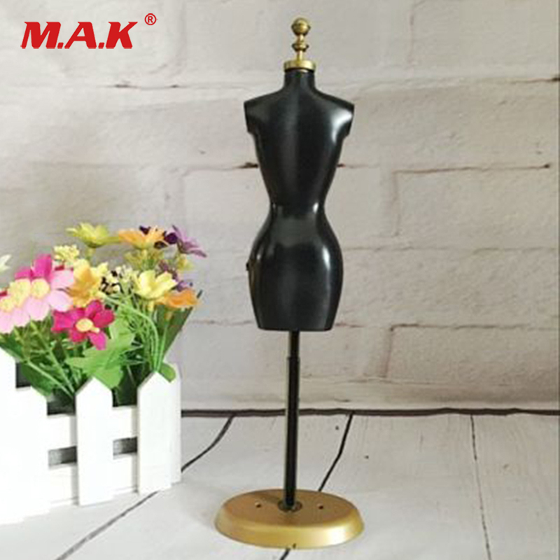 Black Stand Model 1/6 Scale 25CM Hanger Display Stand Toy for 1/6 clothing Action Figure Accessories
