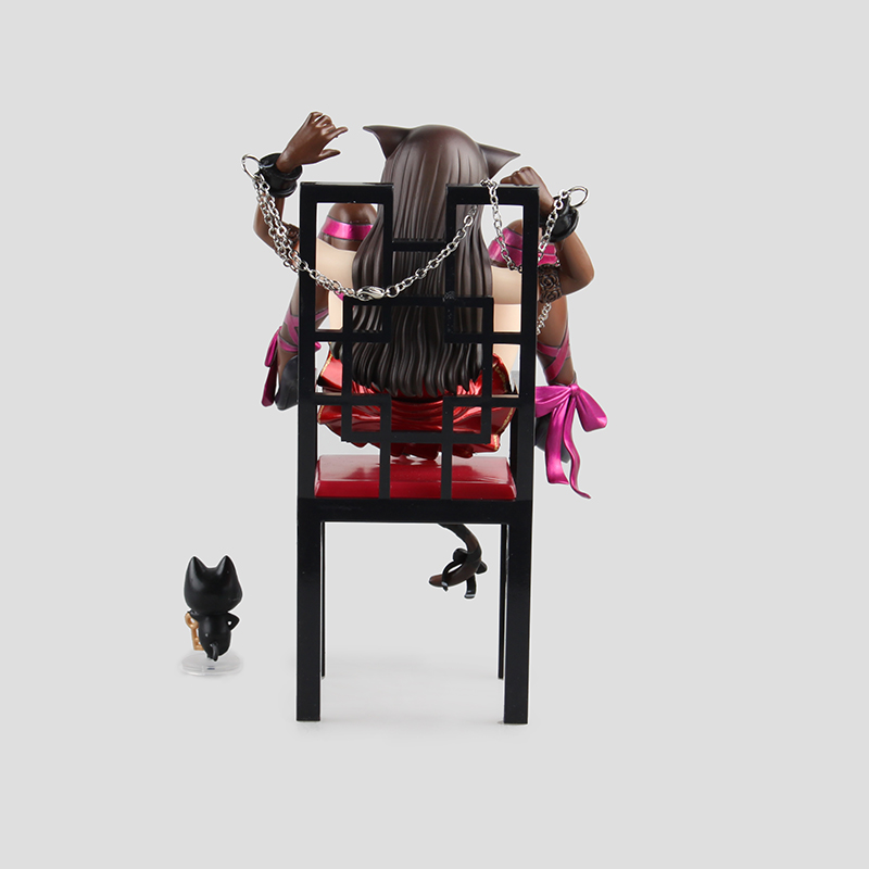 15CM Hot Anime Planet of the Cats Cat And Chairs Chu kana 1/8 PVC New Anime Figure Collectible Model Toy Gift Collectible Model 4