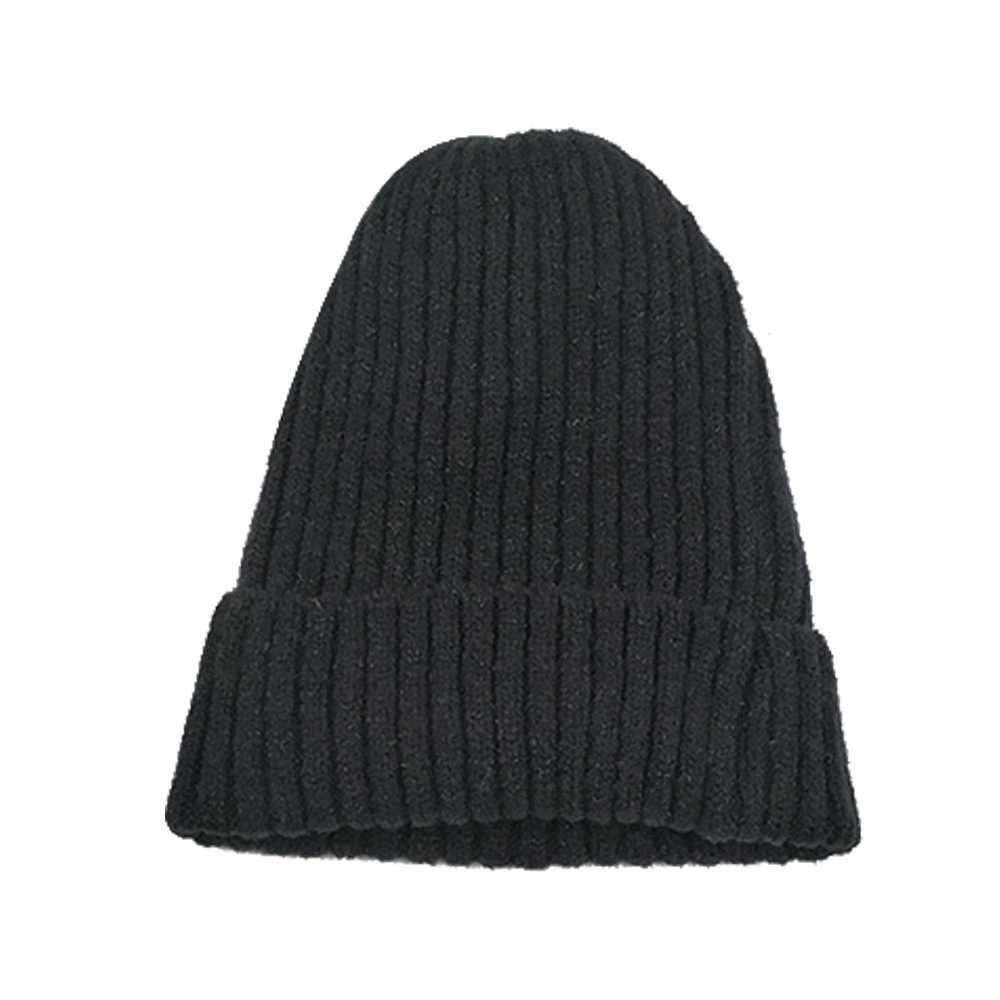 Knitted Hat Casual Comfortable Winter Unisex Playing Knit Cap