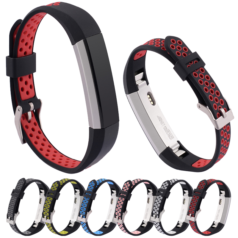 Silicone Strap For fitdit alta hr rubber watch band bracelet Wrist Watch Belt for itbit alta hr Replaceable Straps watchband