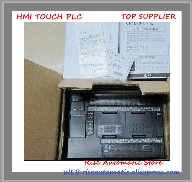 цены New original PLC CP1E CP1E-N20DT-D CP1EN20DTD boxed 1 year warranty