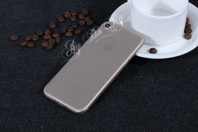 HTB1SXYVQXXXXXcpXFXXq6xXFXXXw - FREE SHIPPING Ultrathin Hard frosted Case for iphone X 7 6S 6 8 Plus Slim Matte PP Cover Clear Black Grey Purple Rose Red Green Blue JKP386