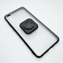 Huawei p20/p20 pro 용 범용 어댑터가있는 pc tpu 핸드폰 케이스 sram garmin fouriers bryton gub 자전거 마운트