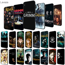 Lavaza Grimm Soft Case for Apple iPhone 6 6S 7 8 Plus 5 5S SE X XS MAX XR TPU Cover