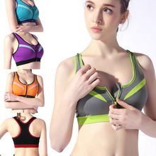 Women Sports Yoga Bra Tops for Running Gym Workout Woman Yoga Clothing Yoga Shirts Vest Bra