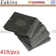 419 pcs 90 90mm BGA Reballing Stencils for Notebook Desktops North and South Bridge font b