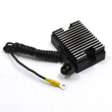 Voltage Motorcycle Regulator Rectifier 12V For Harley FLHTCU ULTA FLTC ULTRA FLSTF FAT BOY FXLR LOW RIDER CUSTOM 1340cc Scooters 5pcs lot anpec apl5915 0 8v reference ultra low dropout 0 2v 1 5a linear regulator
